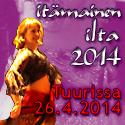 Itämainen ilta Tuurissa 26.4.2014